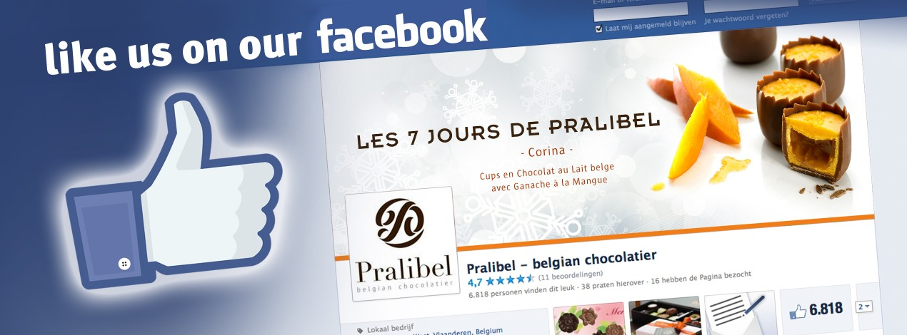 visual Facebook - slider